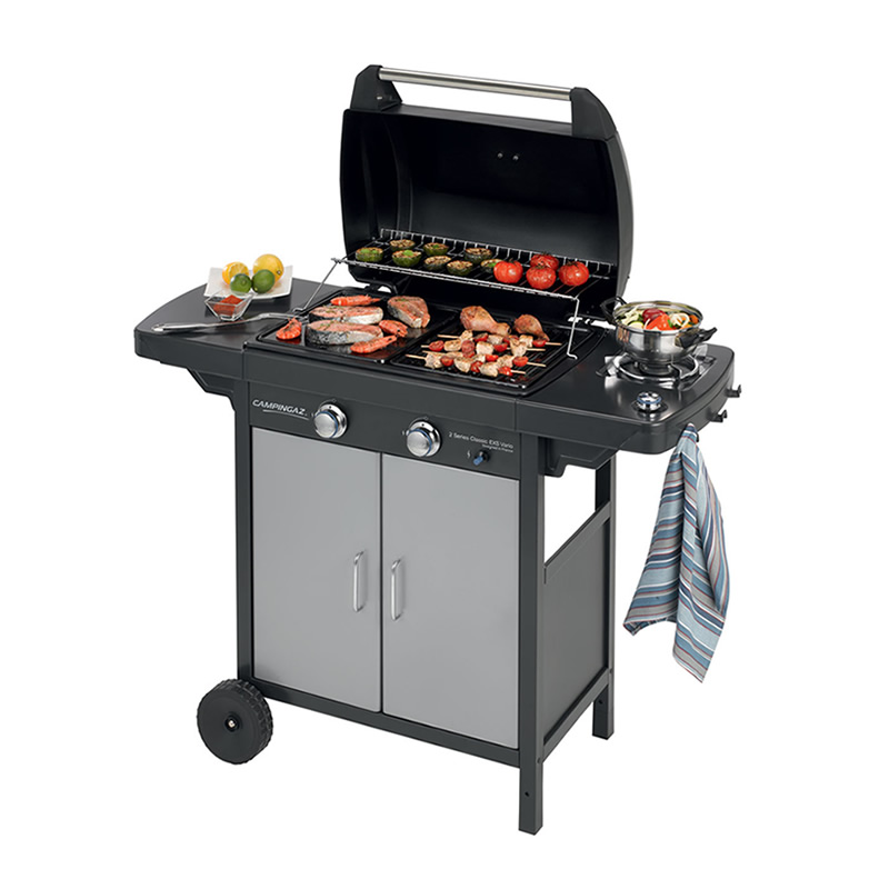 BARBECUE A GAS 2 SERIES CLASSIC EXS VARIO