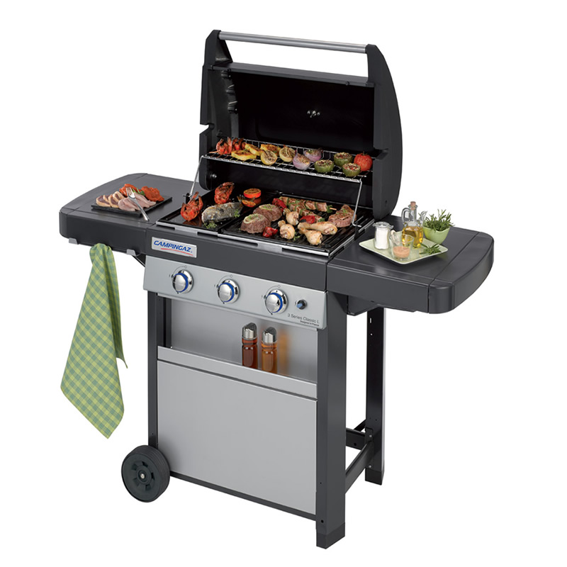 BARBECUE A GAS 3 SERIES CLASSIC L CAMPINGAZ