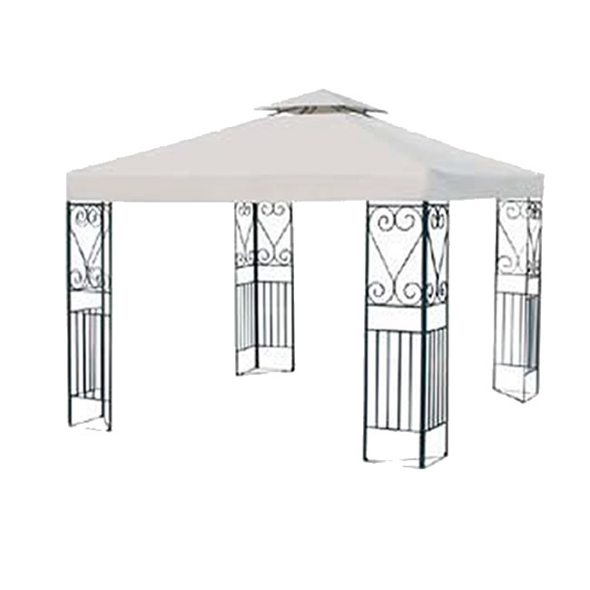 GAZEBO ORNAMENTALE MT. 3X3