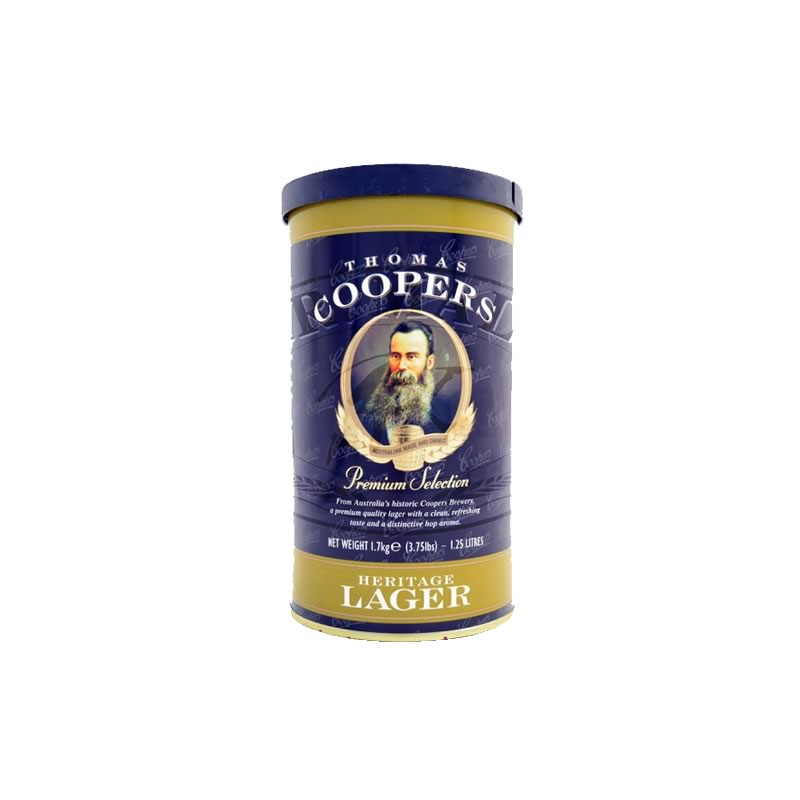 MALTO COOPERS HERITAGE LAGER