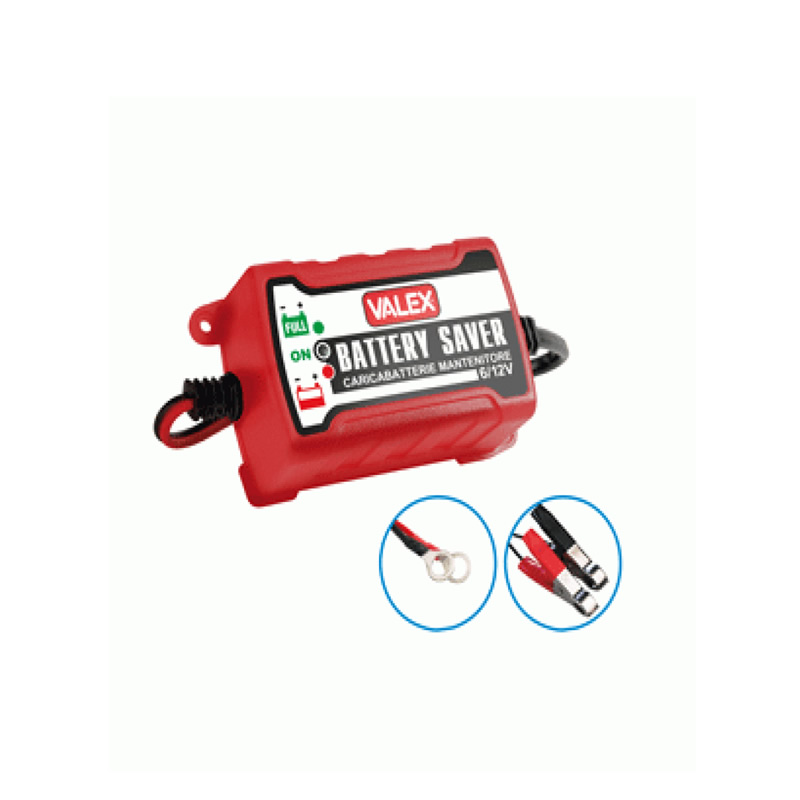 CARICABATTERIA MANTENITORE BATTERY SAVER
