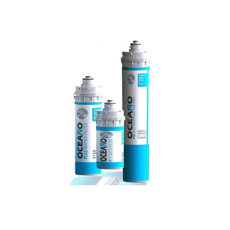 FILTRO OCEANO PCS AG 0,5 WATER FILTER