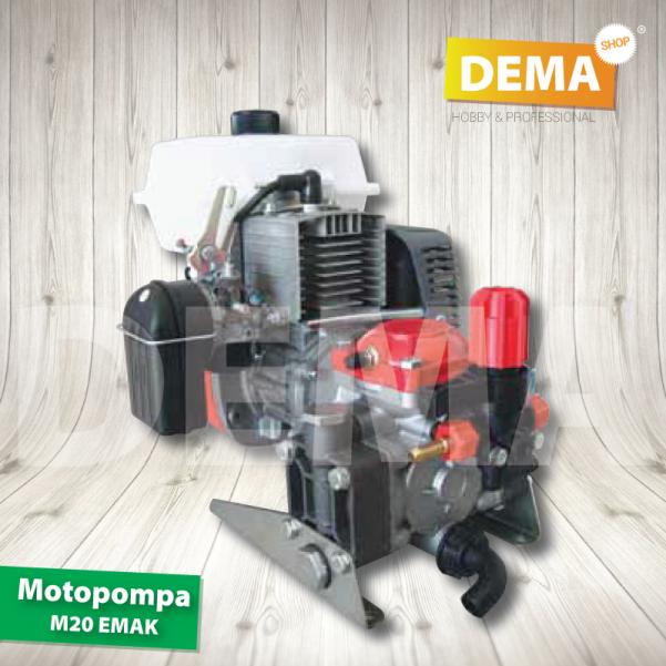Motopompa M20